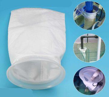 200um 10.5x38CM White Micron Fish Aquarium Sump Felt Pre Filter Sock Bag