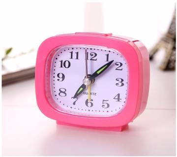 Mini Cute Alarm Clock Desk Table Digital Clock For Home Decor