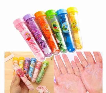 Portable Outdoor Travel Bottle Flower Wash Hand Soap