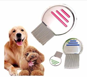 1Pcs Cat Dog Cleaning Hairbrush