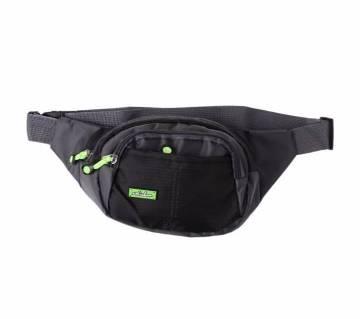 Nylon Travel  Men Waist  Belt Bag