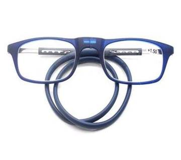 Hanging  Foldable Magnetic Reading Glasses  2.00+ Power Added