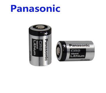 2pcs/Set Panasonic CR2 3V CR15H270 Lithium 850mah Camera Battery