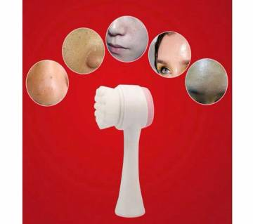 1PCS Facial Cleanser Massage Brush