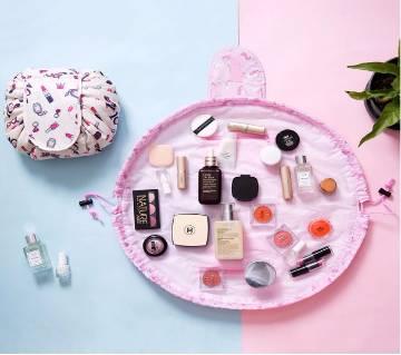 Women Fashion Travel Makeup Cosmetic Bag Organizer