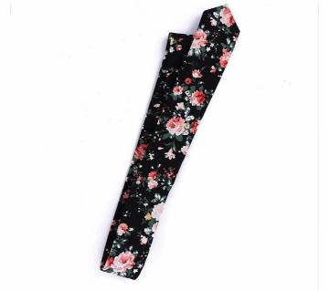 1PC Cotton Fashion Slim Tie