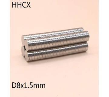 50pcs Cute Mini 3x1.5 mm N35 Strong  Rare Earth Magnet