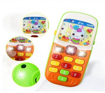 Educational Learning  Mobile Phone Cellphone Toys  For Kid