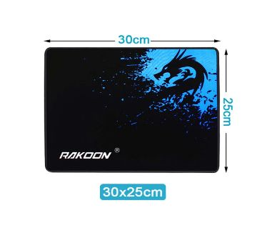 Rakoon Extended Non-Slip Water-Resistant Gaming Mouse Pad