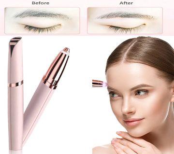 Portable Painless Hair Removal Mini Hair Eyebrow Hair Trimmer