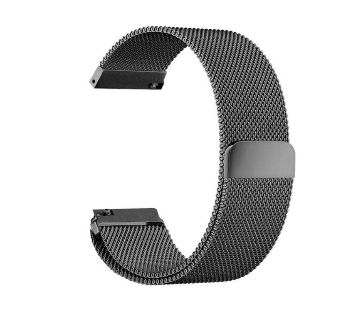 22MM Stainless Steel Magnet Lock Replacement Watch Straps