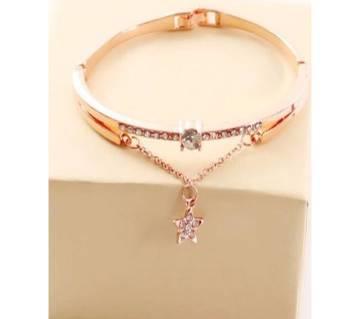 Rose Gold Stainless Steel  Bangles Bracelets