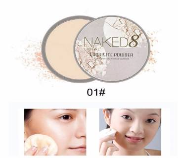 NAKED8Powder Moisturizing Waterproof Oil Control Concealer 15g China