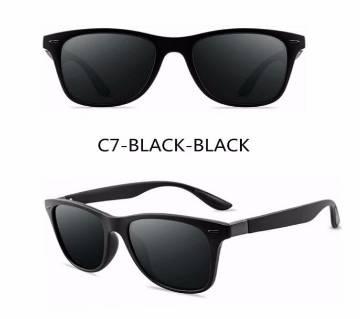 Polarized Sunglasses  Square Frame Sunglasses
