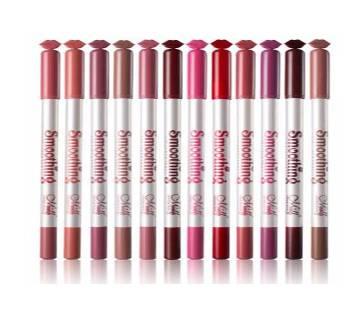 12 Pcs/set Waterproof Long Lasting Lipstick Lipliner Pencil