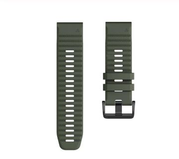 22mm Universal Soft Silicone Replacement Straps