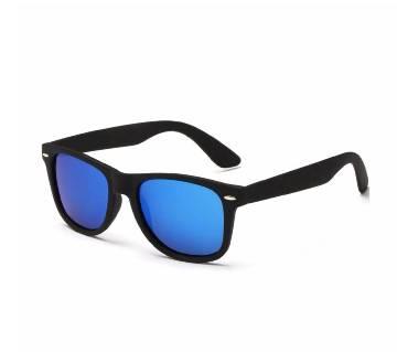 Polarized UV400 Black Frame Square Sunglasses Driving For Male
