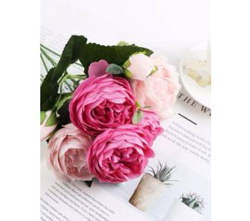 Beautiful Philippe Persian Rose Artificial flower For Home Decoration