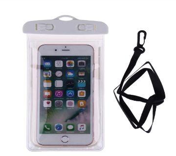 Waterproof Swimming with Straps Underwater Pouch Phone Case