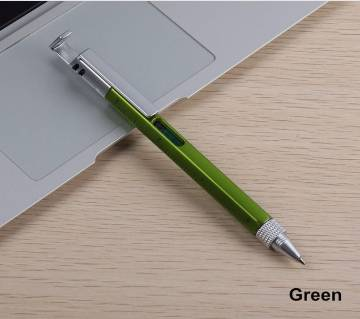 Multifunctional Screwdriver, Stand Holder Ballpoint Pen