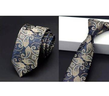 New Luxury Man Floral Paisley Slim Ties