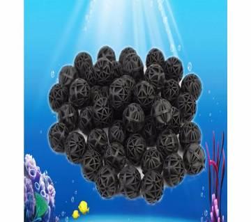 10Pcs Aquarium Fish Tank Pond Reef Filter Sponge Bio Balls For Biofilter