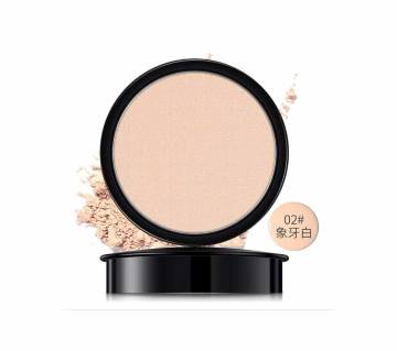 Face Makeup powder Oil-control Pressed Setting Concealer Brighten Whitening Moisture Foundation