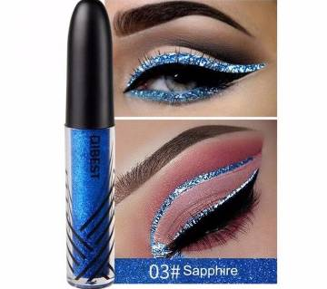 QIBEST Waterproof Long-lasting Glitter Liquid Eyeliner 3g China