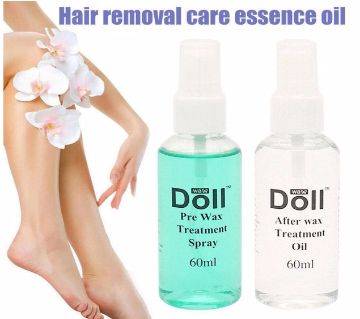 60ml Hair Removal  Wax Oil Spray For Men and Women