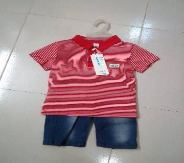 Kids dress set