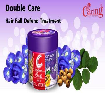 Caring Double Care Treatment Hair Fall Defend 500 ml Thiland