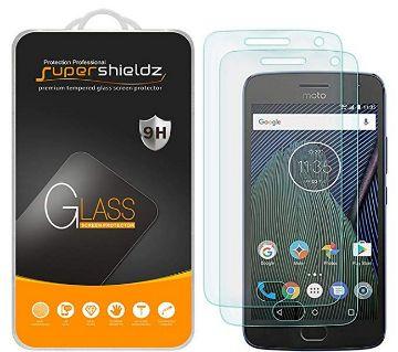 Motorola Moto G5 Plus  Tempered Glass Protector 2.5D Gorilla