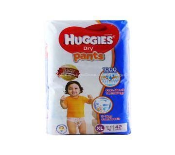 Huggies Pant Diaper XL - (12-17kg) - 42 pcs