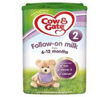 Cow & Gate 2 Follow-on Milk (6-12 M) 800gm (EU)