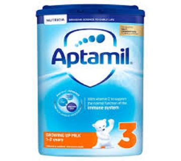 Aptamil 3 Growing Up Milk Formula (1-2 yr) 800gm (UK)