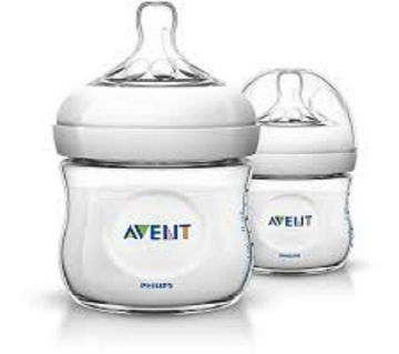 Philips Avent Natural Baby feeder Bottle - 4 oz/125 ml (UK)
