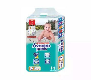 Avonee Maxi 4 Baby Diaper Pants L 9-14 kg