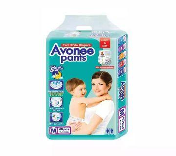 avonee Midi 3 Baby Diaper Pant  7-12 kg 40 pcs