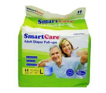 Smart Care Pant Adult Diaper 10 pcs-China