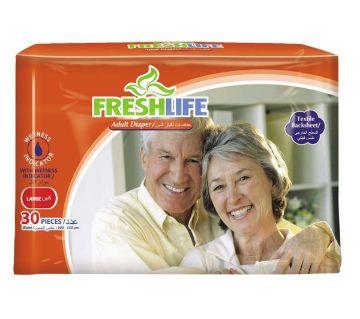 Freshlife Adult Diaper L 30.PCS-Turkey