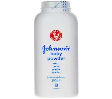 Jhonson Baby Powder White 400gm