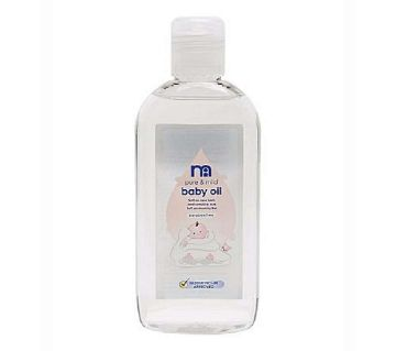 Mother care baby oil - 250ml