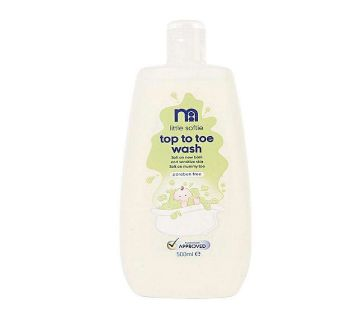 Mothercare Top To Toe Wash - 500 ml