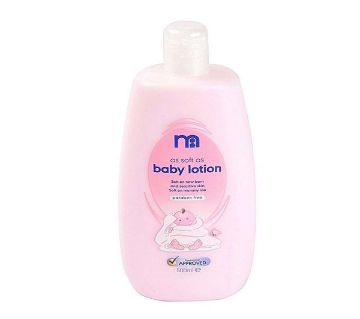 Mothercare As Soft As Baby Lotion 500ml (UK)