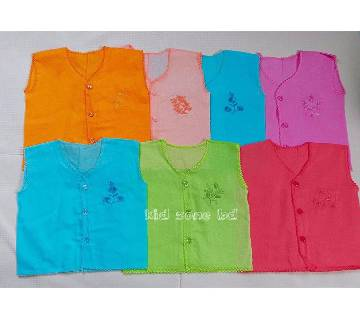 7 pcs Nima For Baby (0-6 months)-Multicolor