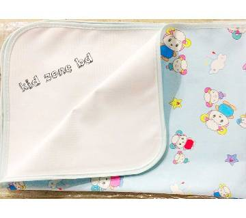 Waterproof Urine Pad For Baby XL size(31 x 25)-Multicolor