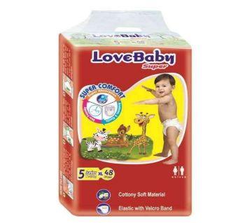 Love Baby Super Diaper 5 Junior Belt System XL 11-25 kg
