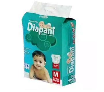 Bashundhara Baby Pant Diaper Pant M 7-12 kg