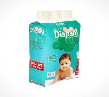 Bashundhara Baby Pant Diaper Pant S 4-8 kg