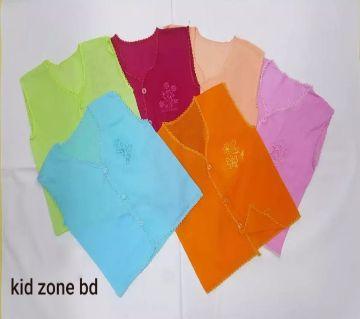 6 pcs cotton Nima for Baby-Multicolor